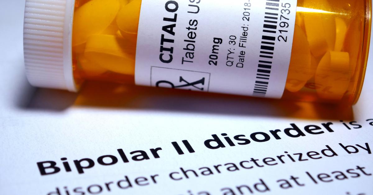 Bipolar disorder II