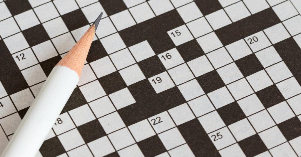 learn crossword mind puzzles