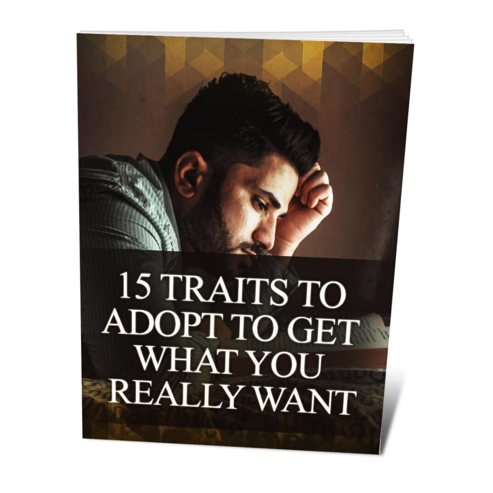 15 traits to adopt