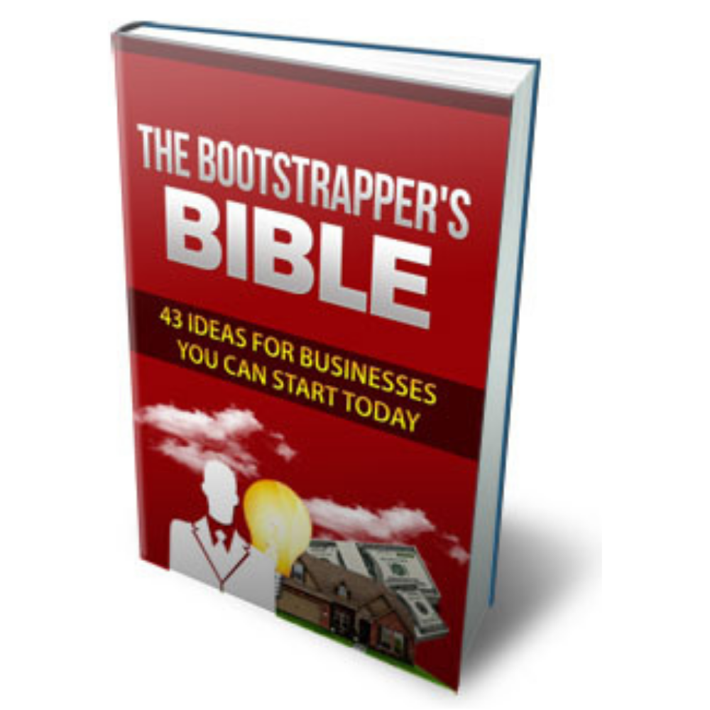 the bookstrappers bible