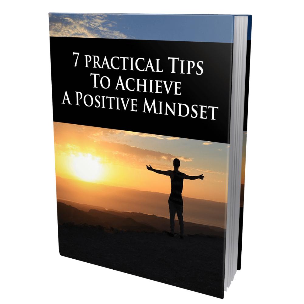 achieve positive mindset