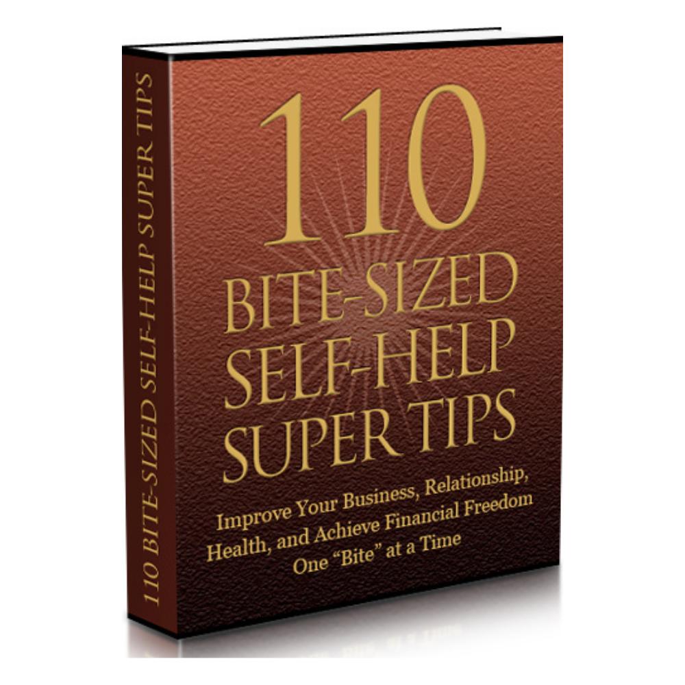 self-help super tips
