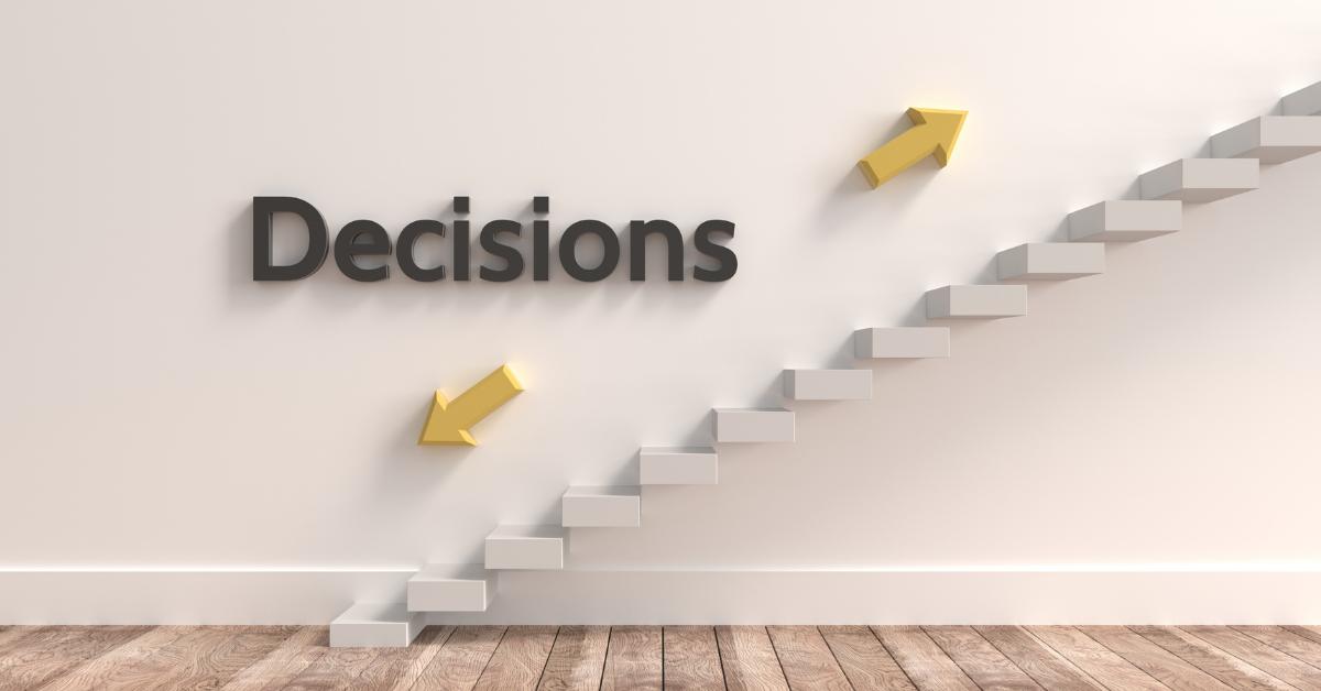 make better decisions