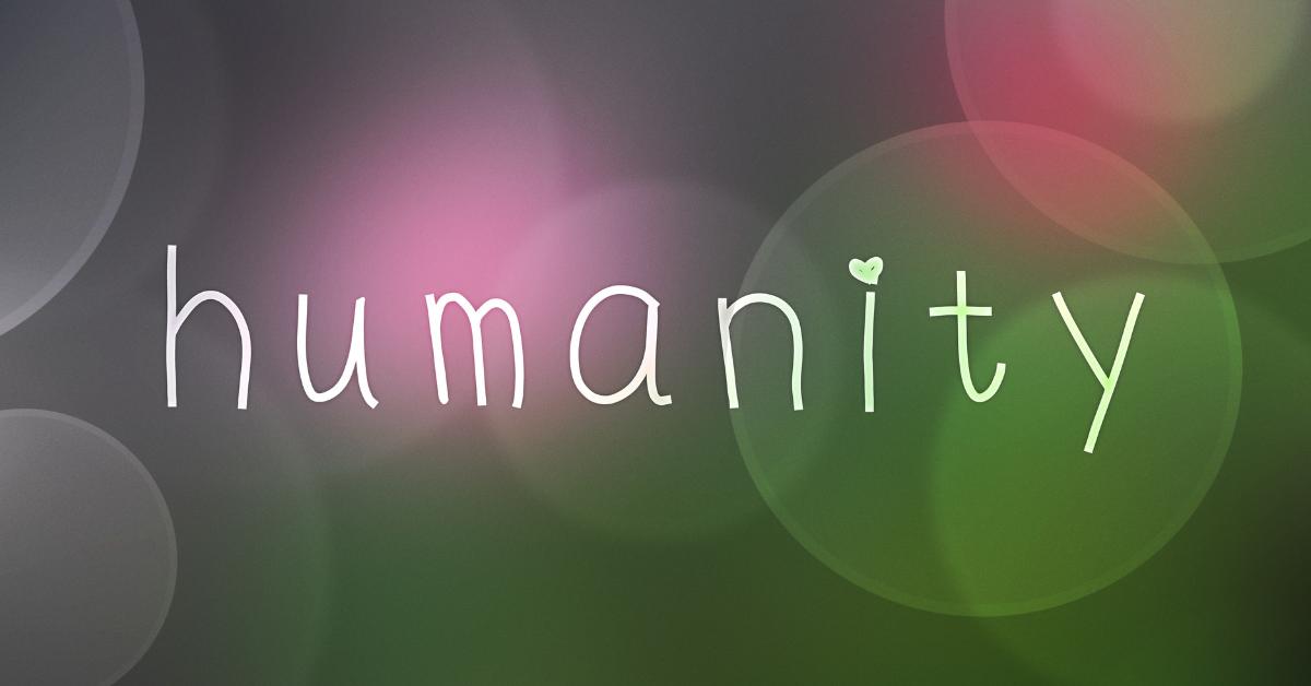change humanity