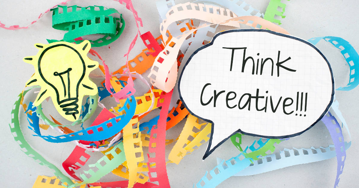 creative thinking is a process